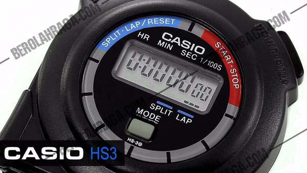 Stopwatch Casio HS3