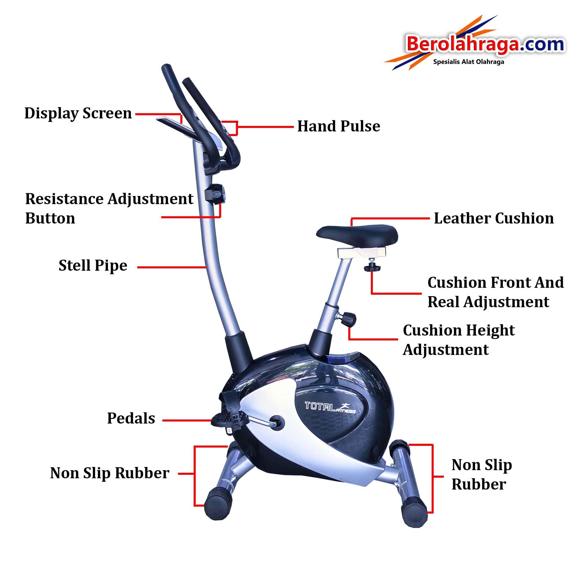 Magnetic Bike TL - 8208